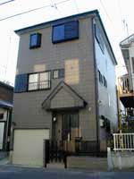 家族構成などの変化に伴い、2階建てから3階建て住宅へ。