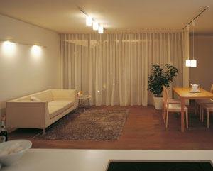 家具のレイアウト変更