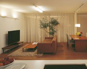明るさアップ+家具変更