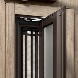 玄関ドア ジエスタ 彩風タイプ
