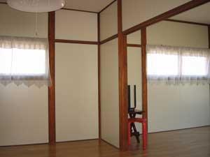居室(リフォーム後)
