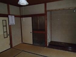 和室(リフォーム前)