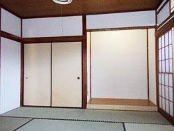 和室(リフォーム後)