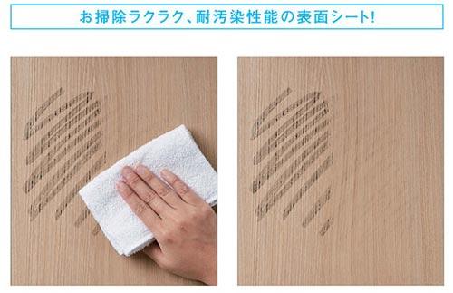 1.油煙をダイレクトに受ける整流板は、最も汚れが付きやすいところ。使い終わったらサッと水拭きしましょう