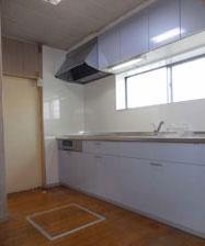 キッチン(リフォーム後)