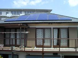 太陽光発電・節電