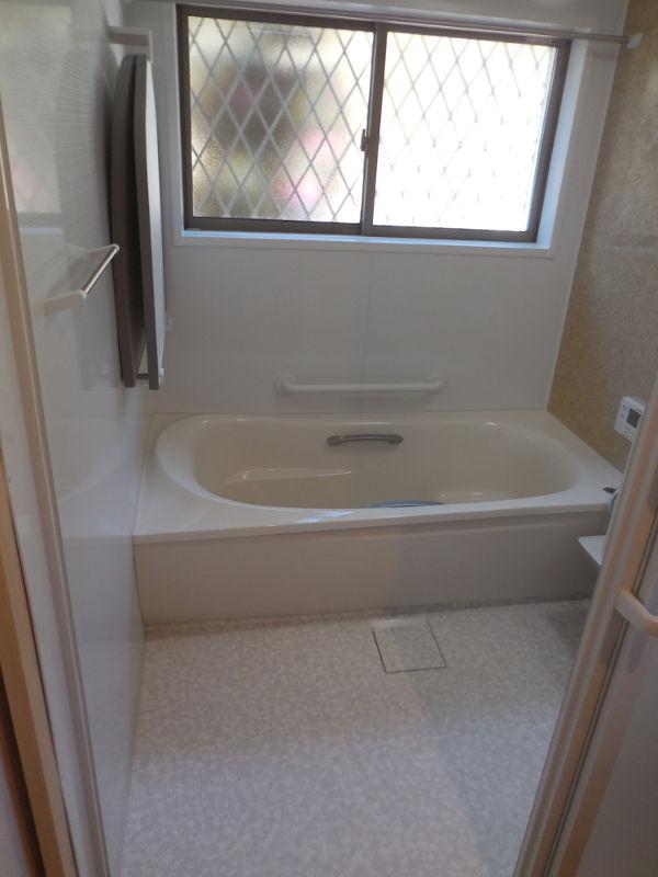 浴室(リフォーム後)